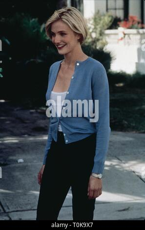 CAMERON DIAZ THERE'S SOMETHING ABOUT MARY (1998 Stock ... Cameron Diaz Movies 1998