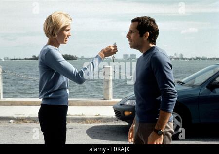 CAMERON DIAZ, BEN STILLER, THERE'S SOMETHING ABOUT MARY, 1998 - Stock Photo