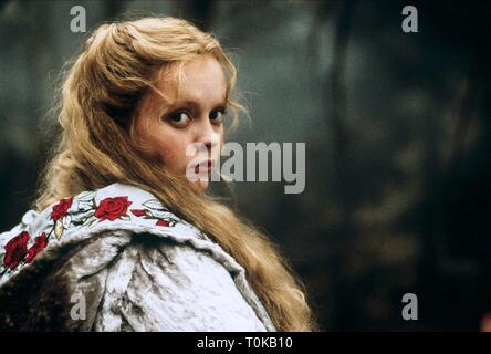 CHRISTINA RICCI, SLEEPY HOLLOW, 1999 - Stock Photo