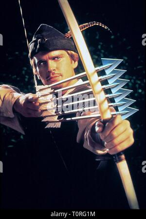 CARY ELWES, ROBIN HOOD: MEN IN TIGHTS, 1993 - Stock Photo