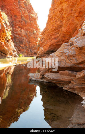 Simpsons Gap, Northern Territory, Australia - Stock Photo