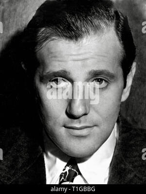 American mobster Benjamin 'Bugsy' Siegel, circa (1944)  File Reference # 1003_820THA - Stock Photo