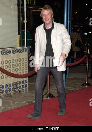 LOS ANGELES, CA. December 12, 1999:   'Notting Hill' star Rhys Ifans at the Los Angeles premiere of 'The Talented Mr. Ripley.' © Paul Smith / Featureflash - Stock Photo