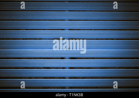 Metal grill with a rubber textured coating purple color.Background. - Stock Photo