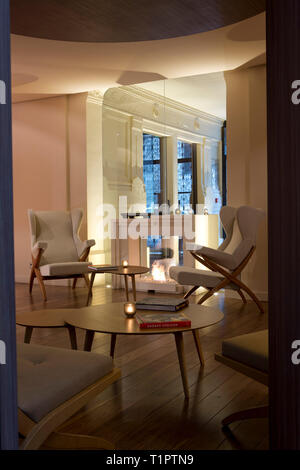 Hotel de NELL Paris - Stock Photo