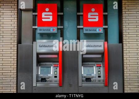 Geldautomat Köln
