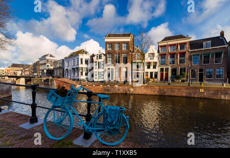Schiedam, a town in the Netherlands - Stock Photo