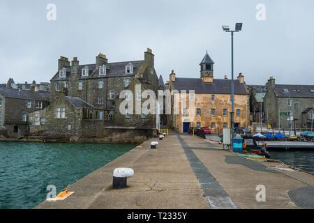 United Kingdom, Scotland, Shetland Islands, - Stock Photo