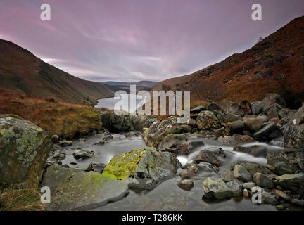 Talla Reservoir - Stock Photo