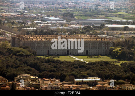 Reggia di Caserta View - Stock Photo