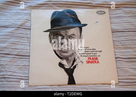 Frank Sinatra with Nelson Riddle Capitol album