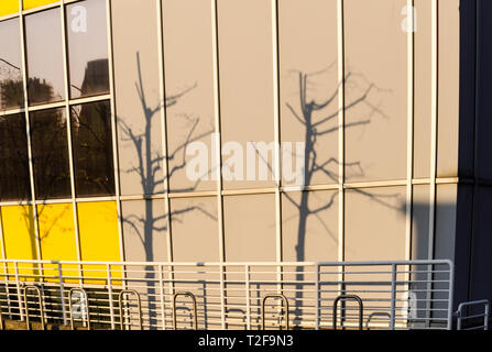 Bovisa Politecnico buildings. Milan, March 29th, 2019 - Stock Photo