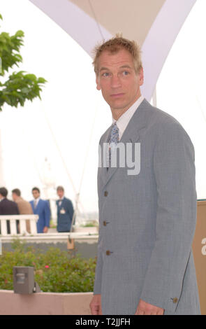 CANNES, FRANCE. May 10, 2000:  Actor Julian Sands at the Cannes Film Festival where his movie Vatel opened the event. Picture: Paul Smith/Featureflash - Stock Photo