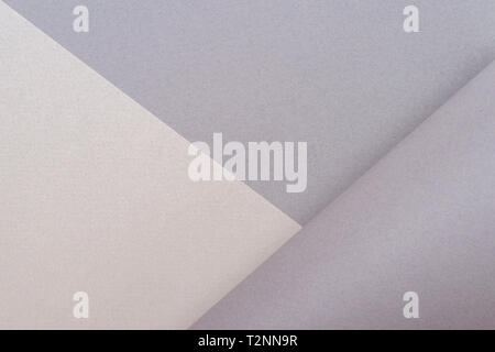 Abstract geometric shape gray color paper background. - Stock Photo