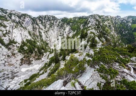 National park Sjeverni Velebit, Croatia - Stock Photo