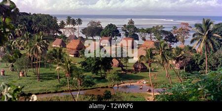 SOUTH PACIFIC 1958 de Joshua Logan d'apres le roman de James Michener 'Tales of the South Pacific' based on the novel 'Tales of the South Pacific' by - Stock Photo