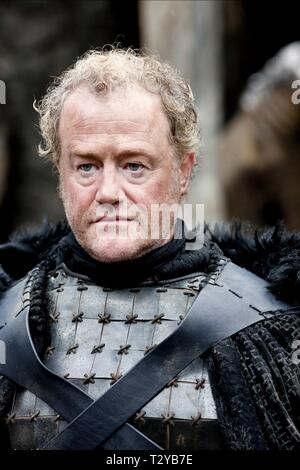 OWEN TEALE, GAME OF THRONES, 2011 - Stock Photo