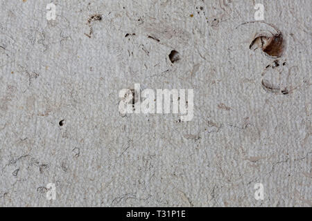Wall cladding in natural stone ideal to be used as background for text. - Stock Photo