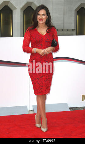 Jan 22, 2016 - London, England, UK - The Sun Military Awards, Guildhall - Red Carpet Arrivals Photo Shows: Susanna Reid - Stock Photo