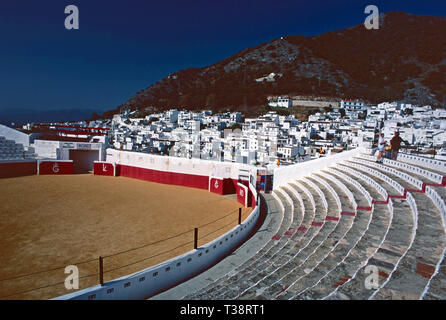 Plaza de Toros,Mijas,Spain - Stock Photo
