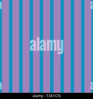 Seamless Vertical Stripes Pattern in Blue and Violet Alternate Color Strip Business concept Empty template copy space isolated Posters coupons promoti - Stock Photo
