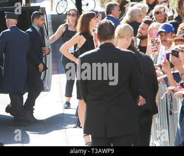 Las Vegas, USA. 7th Apr 2019. Wilmer Valderrama during the 54th Academy Of Country Music Awards at MGM Grand Garden Arena on April 07, 2019 in Las Vegas, Nevada.    People: Wilmer Valderrama - Stock Photo