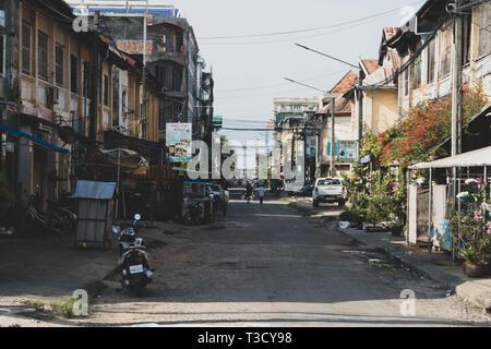 Kampot - Stock Photo