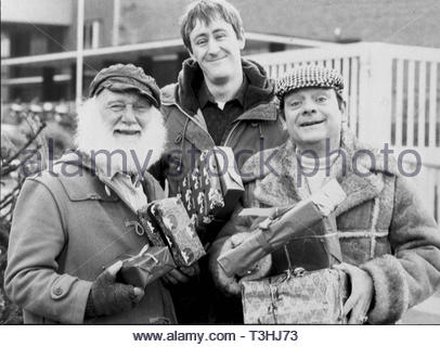 Embargoed to 0001 Tuesday April 09 File photo dated 11/04/89 of BBC One, Only Fools and Horses, which has been named on the list of the 20 best British sitcoms has been compiled by a panel of television experts for Radio Times magazine. - Stock Photo