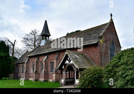 Norcliffe Chapel - Stock Photo
