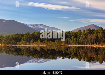 Scotland, Scottish Highlands, Cairngorms National Park ...