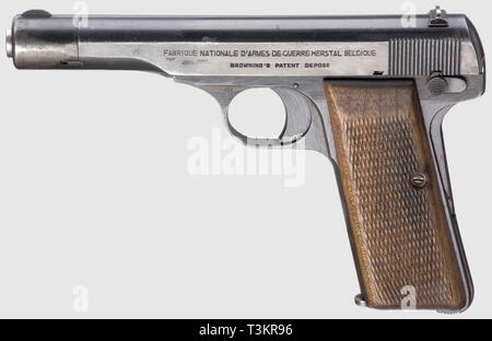 SERVICE WEAPONS, GERMANY UNTIL 1945, pistol, Editorial-Use-Only - Stock Photo
