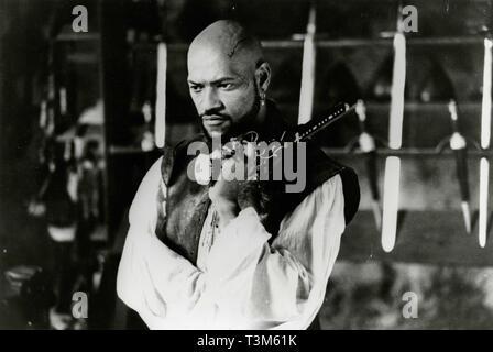 Laurence Fishburne in the movie Othello, 1995 - Stock Photo