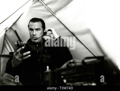 Steven Seagal in the movie Under Siege, 1992 - Stock Photo