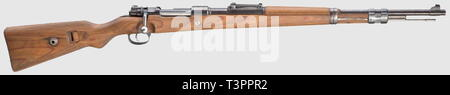 SERVICE WEAPONS, GERMANY UNTIL 1945, rifle, Editorial-Use-Only - Stock Photo