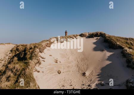 Dünen von Norderney - Stock Photo
