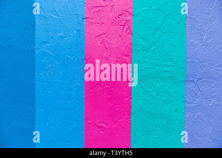 Background multi color stripes - Stock Photo