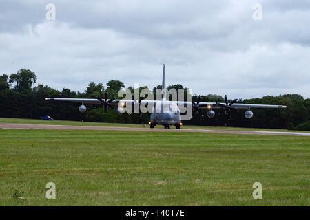 Lockheed Martin KC-130 - Stock Photo