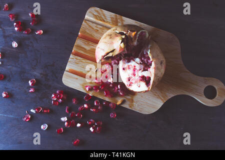 winter fruit still lifes with dark backgrounds for advertising