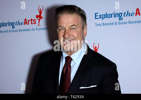 New York, USA. 12 Apr, 2019.  Alec Baldwin at The Exploring the Arts 20th Anniversary Gala, Hosted by Alex Baldwin at The Hammerstein Ballroom on April 12, 2019 in New York, NY. Credit: Steve Mack/S.D. Mack Pictures/Alamy - Stock Photo