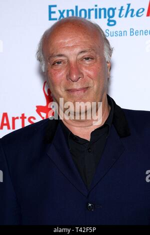 New York, NY, USA. 12th Apr, 2019. Danny Bennett at arrivals for Exploring the Arts 20th Anniversary Gala, Hammerstein Ballroom, New York, NY April 12, 2019. Credit: Steve Mack/Everett Collection/Alamy Live News - Stock Photo