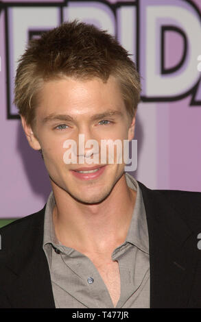 LOS ANGELES, CA. August 04, 2003: Actor CHAD MURRAY at the Hollywood premiere of Freaky Friday. - Stock Photo