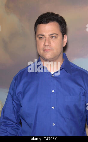 LOS ANGELES, CA. September 16, 2003: JIMMY KIMMEL at nominations announcement, in Beverly Hills, for the 31st Annual American Music Awards. - Stock Photo