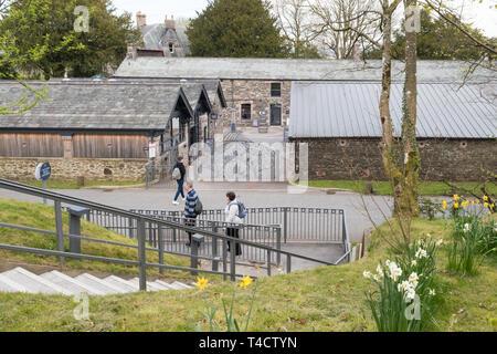 The Lakes Distillery, Bassenthwaite, Cumbria, England, UK - Stock Photo