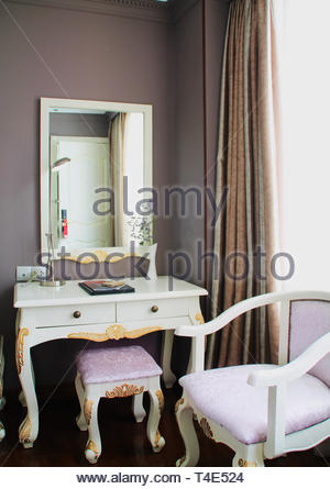 room with dressing mirror - Stock Photo
