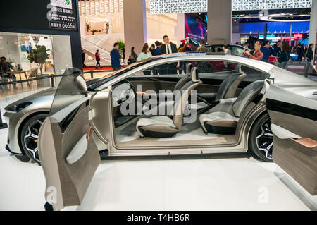 Enovate ME-S electric concept car unveiled at the 2019 ...