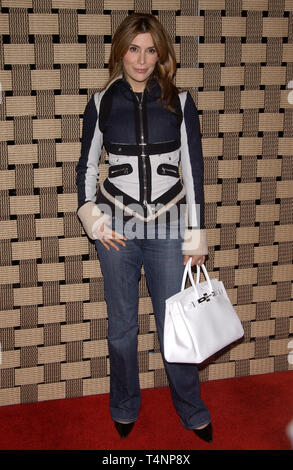 LOS ANGELES, CA. December 02, 2004:  Actress JO CHAMPA at the Los Angeles premiere of Hotel Rwanda. - Stock Photo