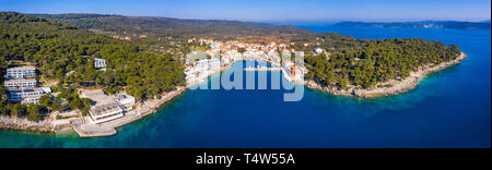 Božava, island Dugi otok, Croatia - Stock Photo