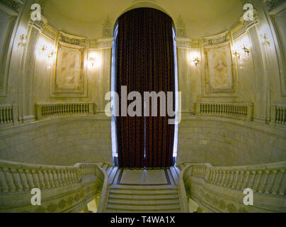 The Romanian Parliament - Stock Photo