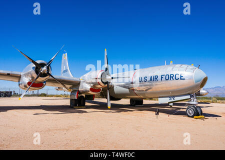 Boeing B-50 Superfortress - Stock Photo