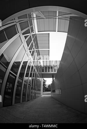 Accademia di Architettura di Mendrisio - Stock Photo